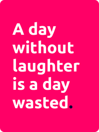A-day-without-laughter