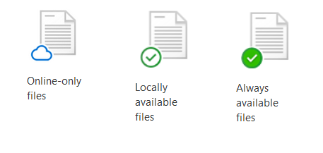 Files On-Demand
