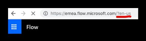 Flow URL