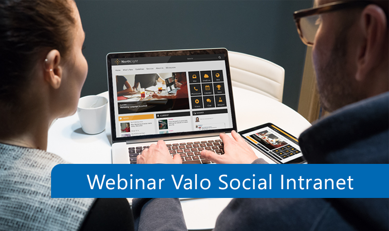 Mail Valo Social Intranet
