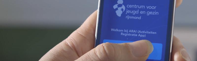 Topbanner CJG Rijnmond Activiteiten Registratie App