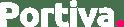 Portiva-logo-wit