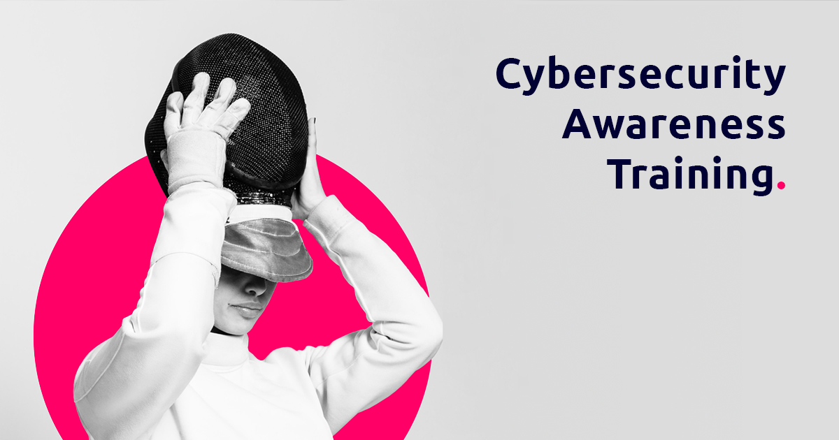 Featured image website Cybersecurity Awareness Training