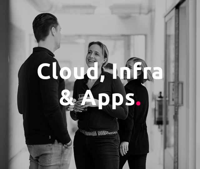 2020 - Overall Dienstenpagina - Cloud infra en apps