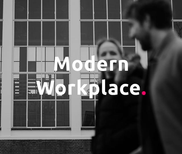 2020 - Overall Dienstenpagina - Modern Workplace