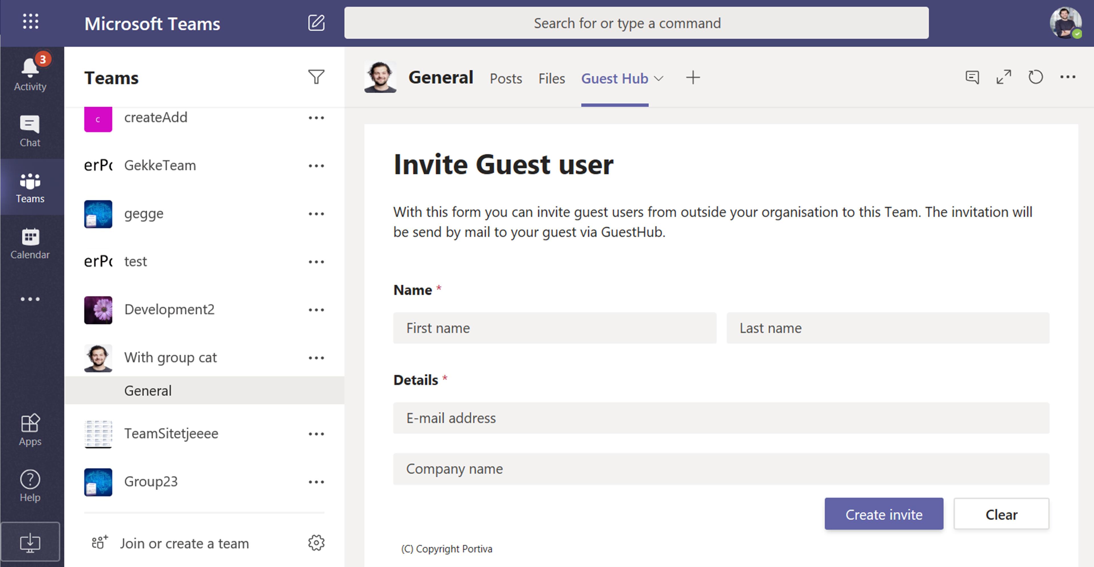Guest Hub screenshot 1